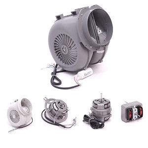 hood electro motor
